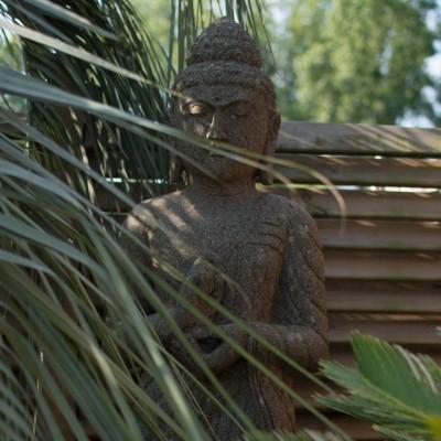 Statues de jardin ambiance d'Asie